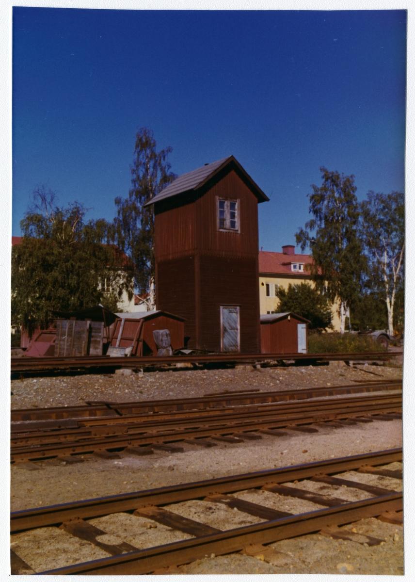 Vattentornet byggdes 1920