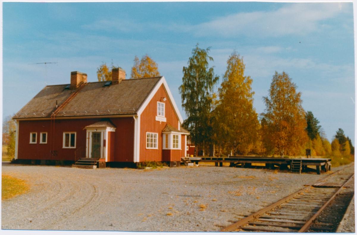 Stationen byggdes 1928