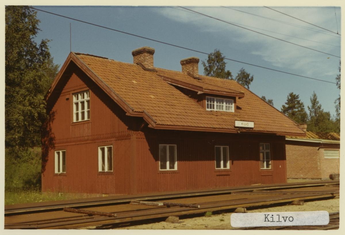 Kilvo station.
