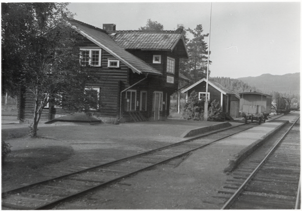 Oxbergs station.
