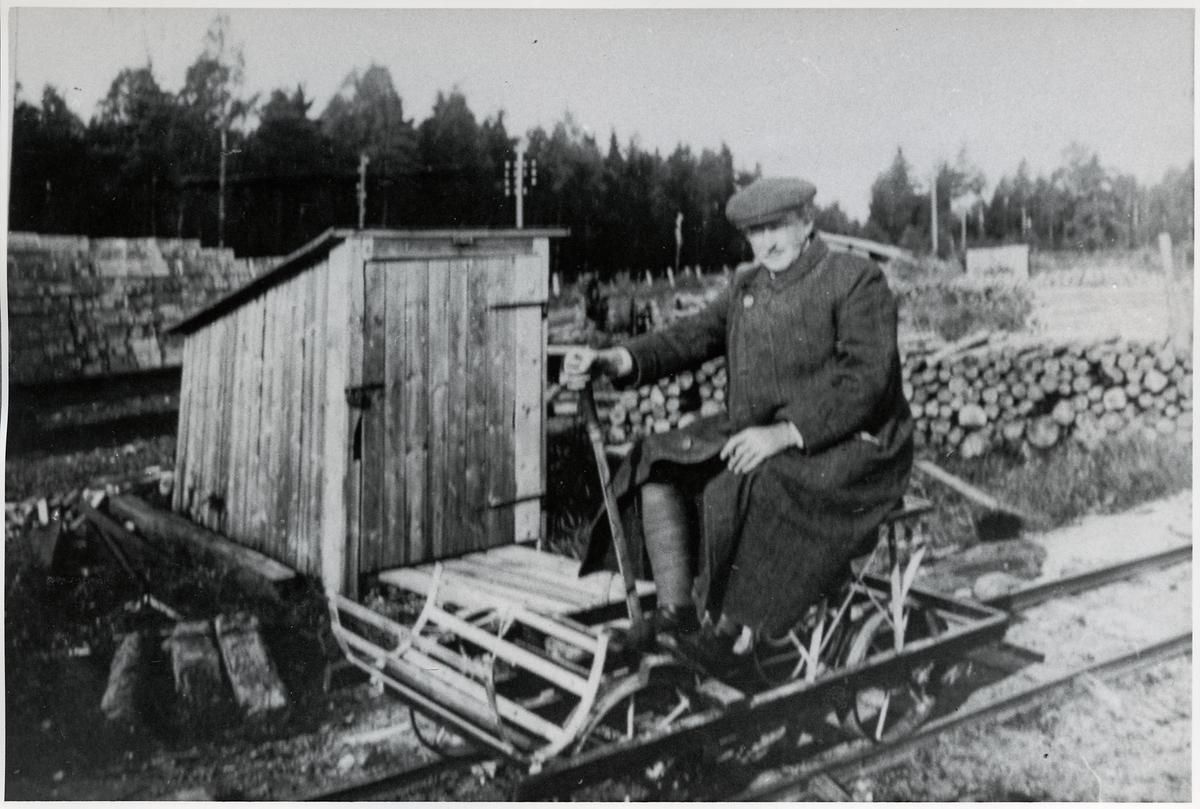 Lindfors - Bosjöns Järnväg.