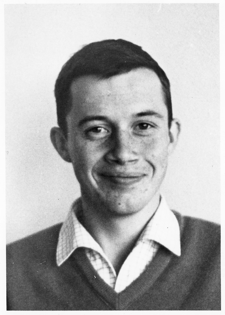 Lars-Erik Janby, Stationsskrivarkursen 1962.