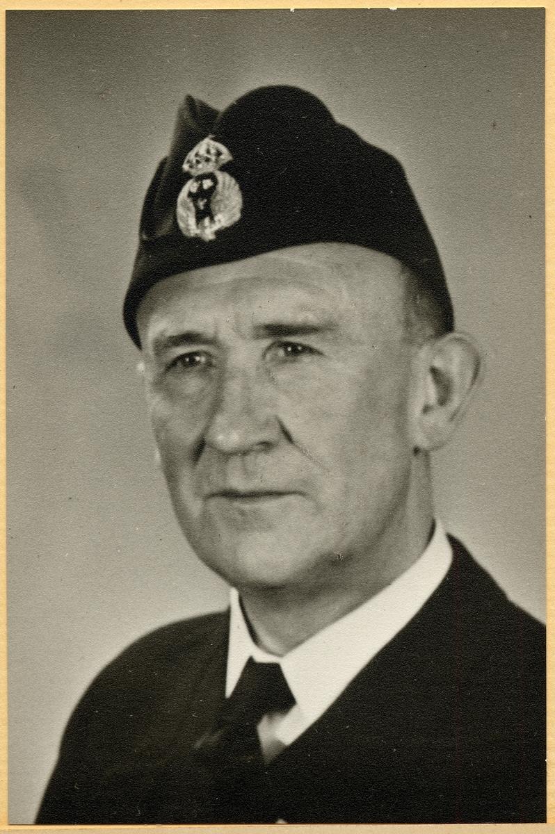 Axell Gunnar Nydell född 8/9 1893 död okt 1967 Stins Charlottenberg 1/11 1945-31/3 1949