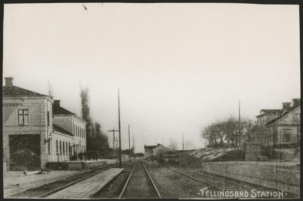 Fellingsbro station.
