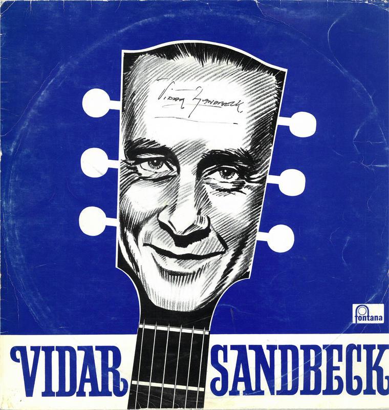 Vidar Sandbeck første LP