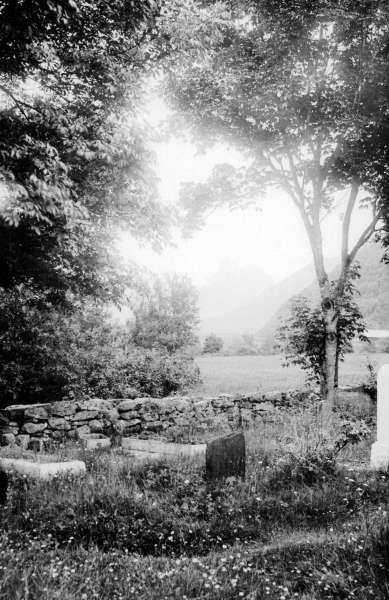 Kirkegård.