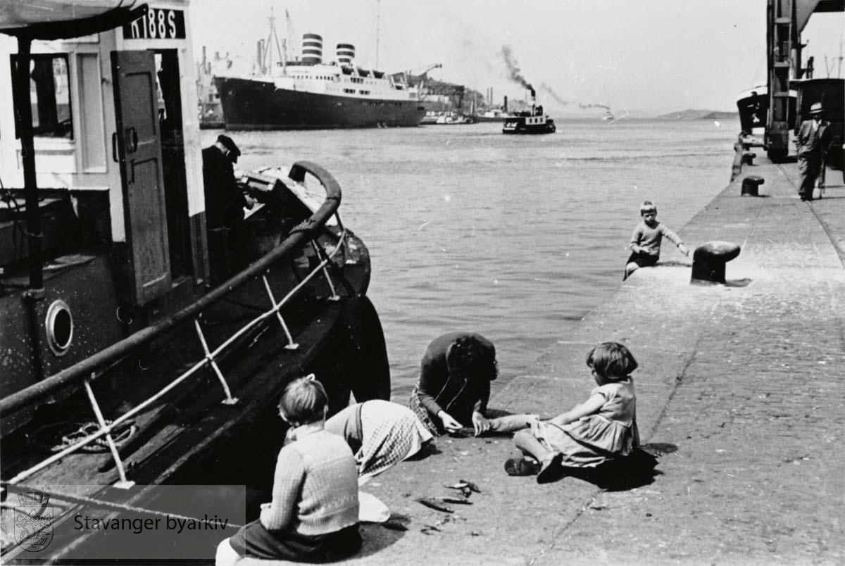Bildet er tatt sommeren 1939.