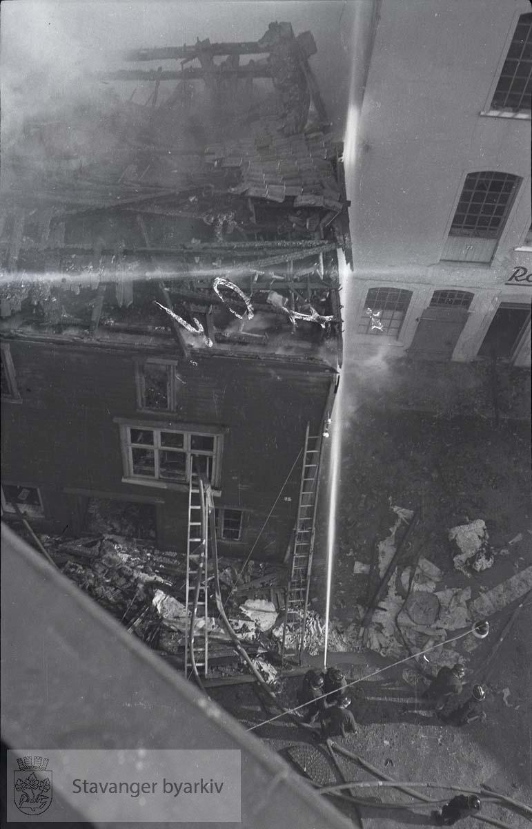 Brannen på Jorenholmen 10. oktober 1937