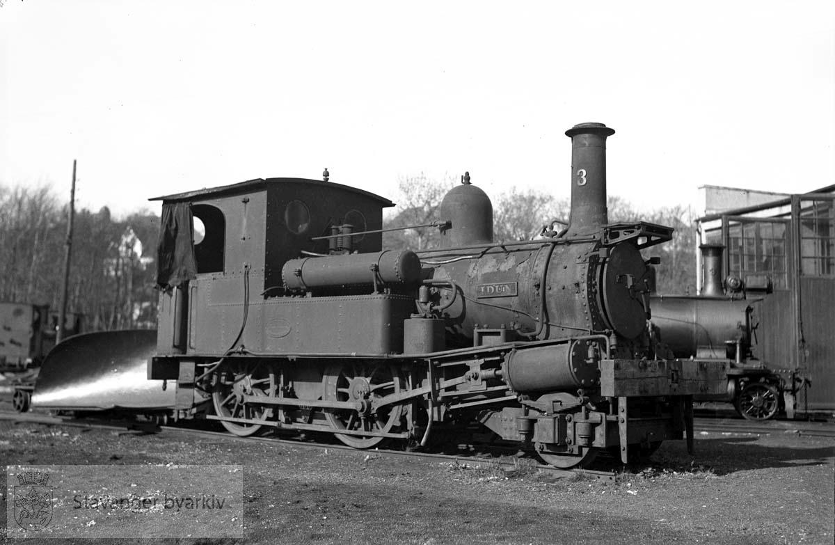 Lokomotivene