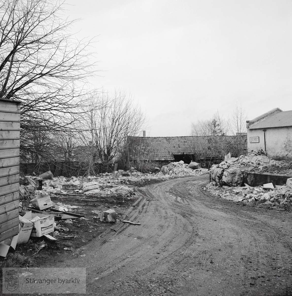 Christen Tranes gate