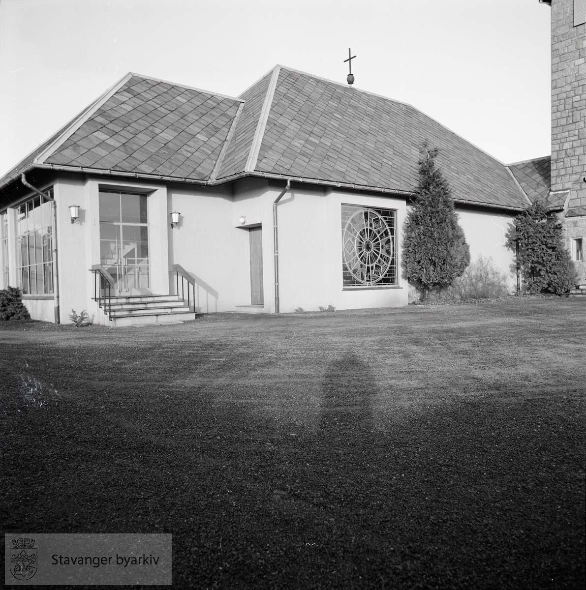 Eiganes kapell og krematorium