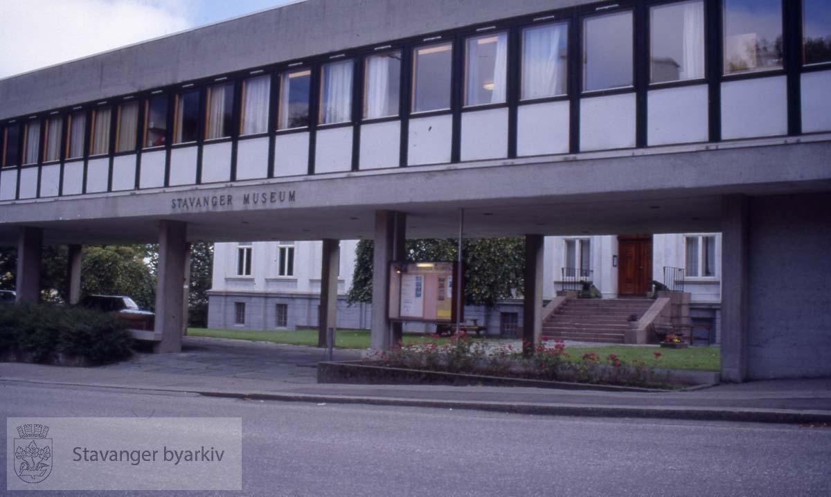 Tilbygg til Stavanger museum