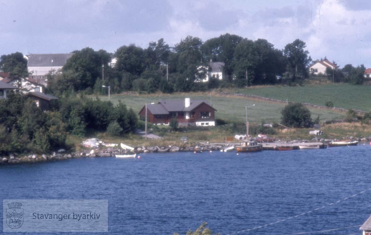 Hus på Bjørnøy