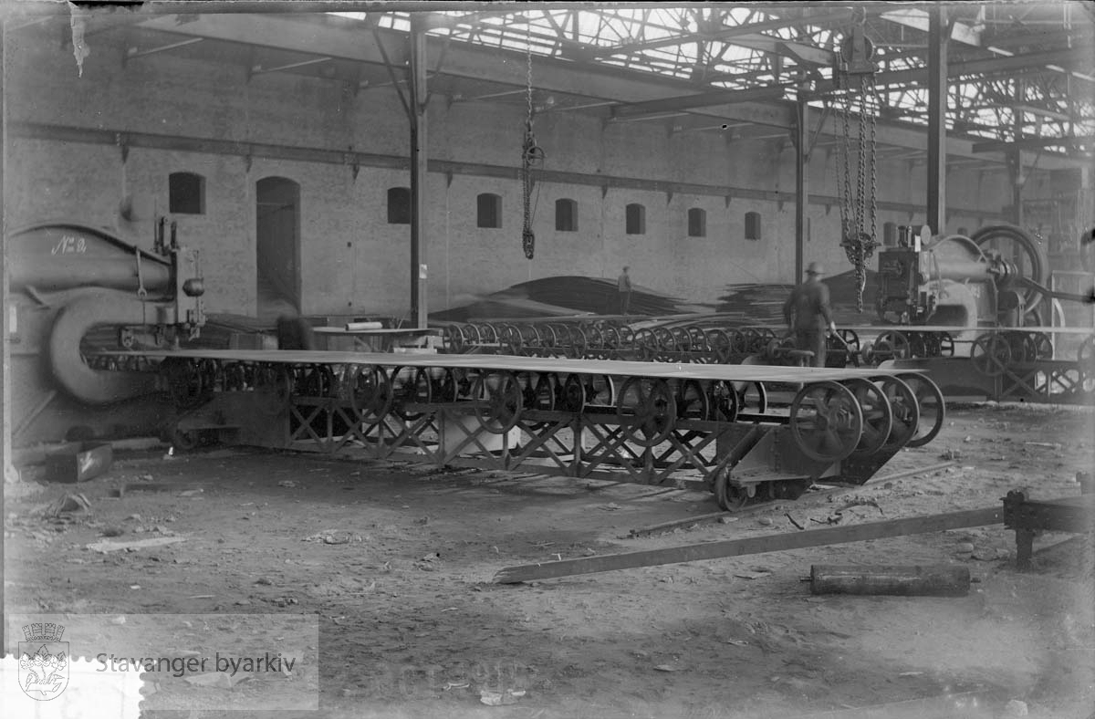 Rosenberg Mekaniske Verksted.Buøy...Merket no 29