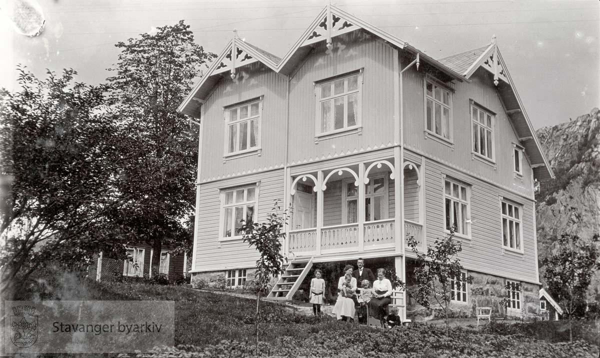Lensmannens hus på Moi