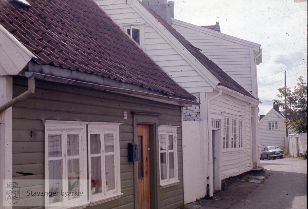 Øvre Strandgate, Smia.Kleiva