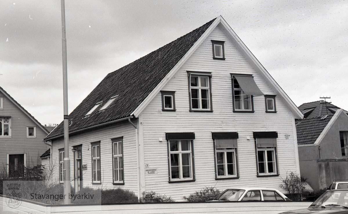 Henrik Steffensgate 7