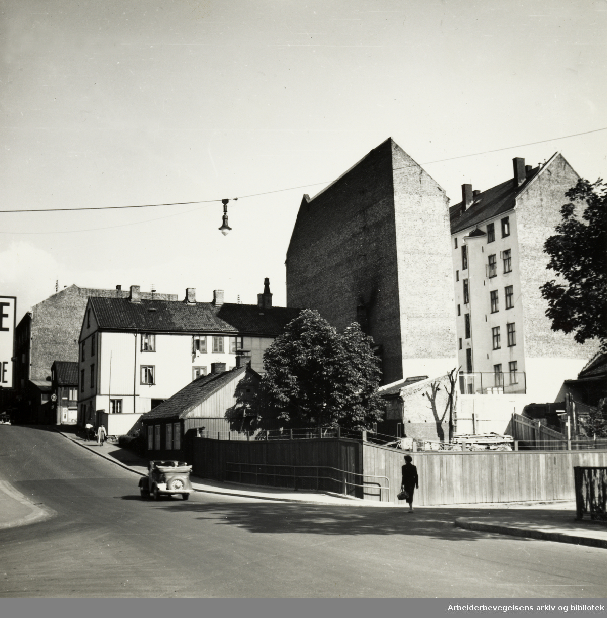 Grünerhagen. 1956