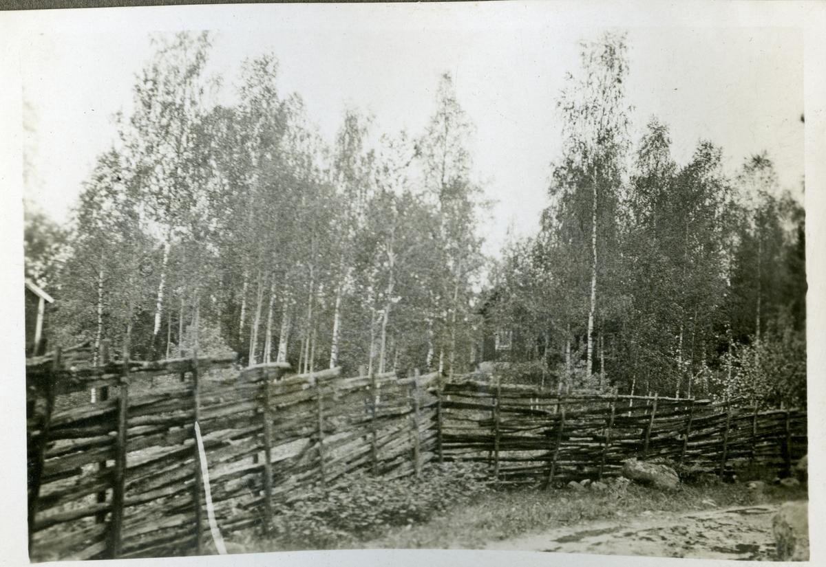 """Himmeta sn, Tveta. """"Gärdesgården""""."""