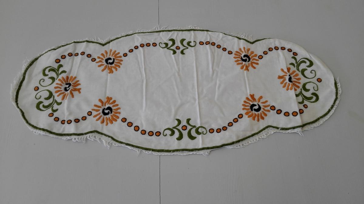 Stilisert blomemotiv