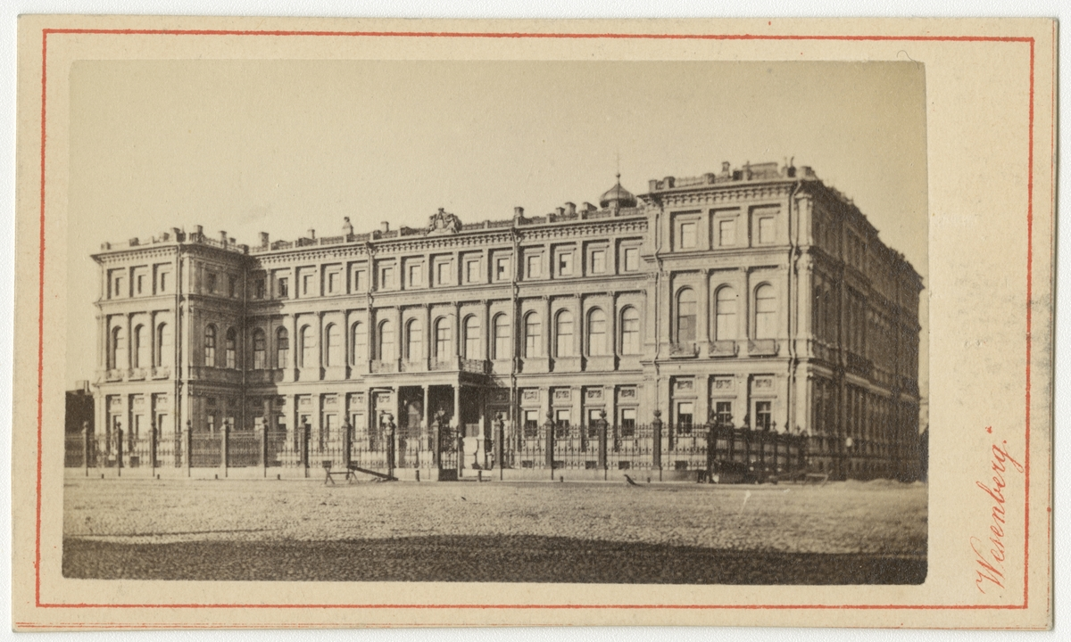 Institutet i S:t Petersburg.