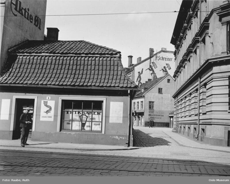 Vognmannsgata (Foto/Photo)
