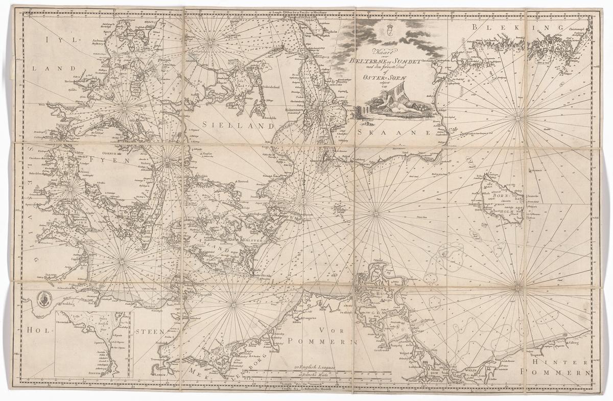 Bält och Öresund
