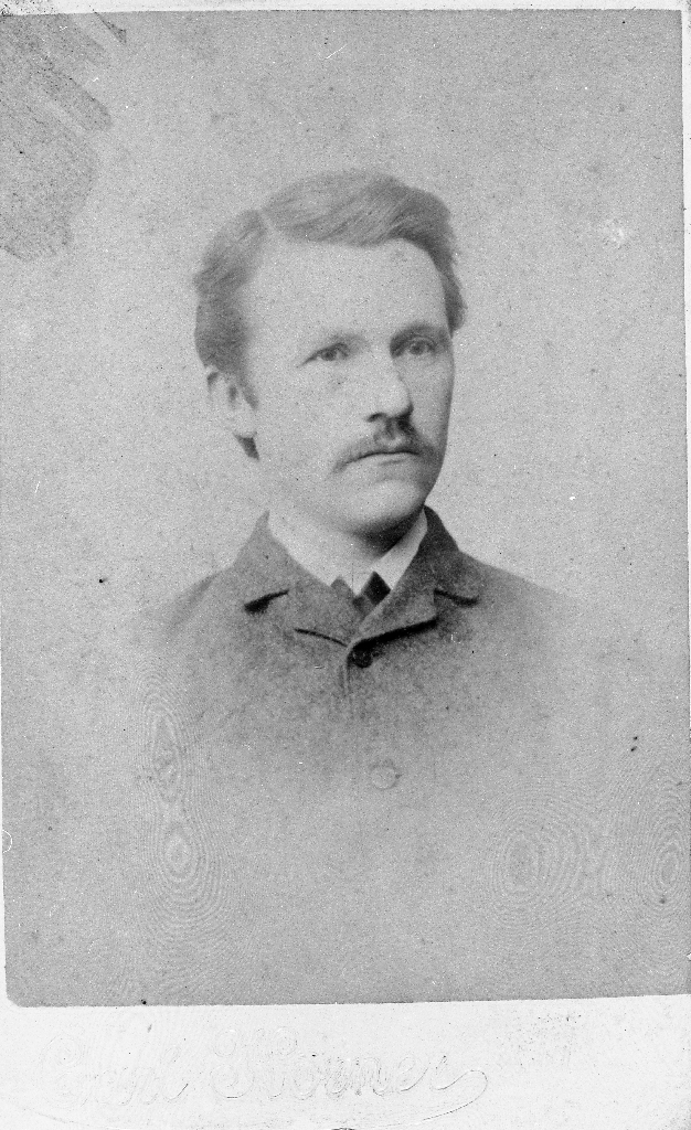 Eivind Hognestad (9.10.1863 - 26.9.1936). Han var bonde og stortingsmann.