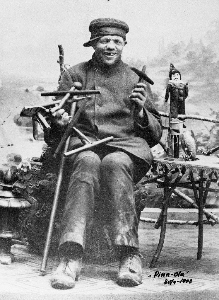 Pinn-Ola (1.3.1866 - 2.4.1944)