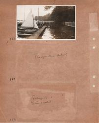 Motiv: Utlandet, Berlins Omgivningar 157 - 177 ; En kvinna