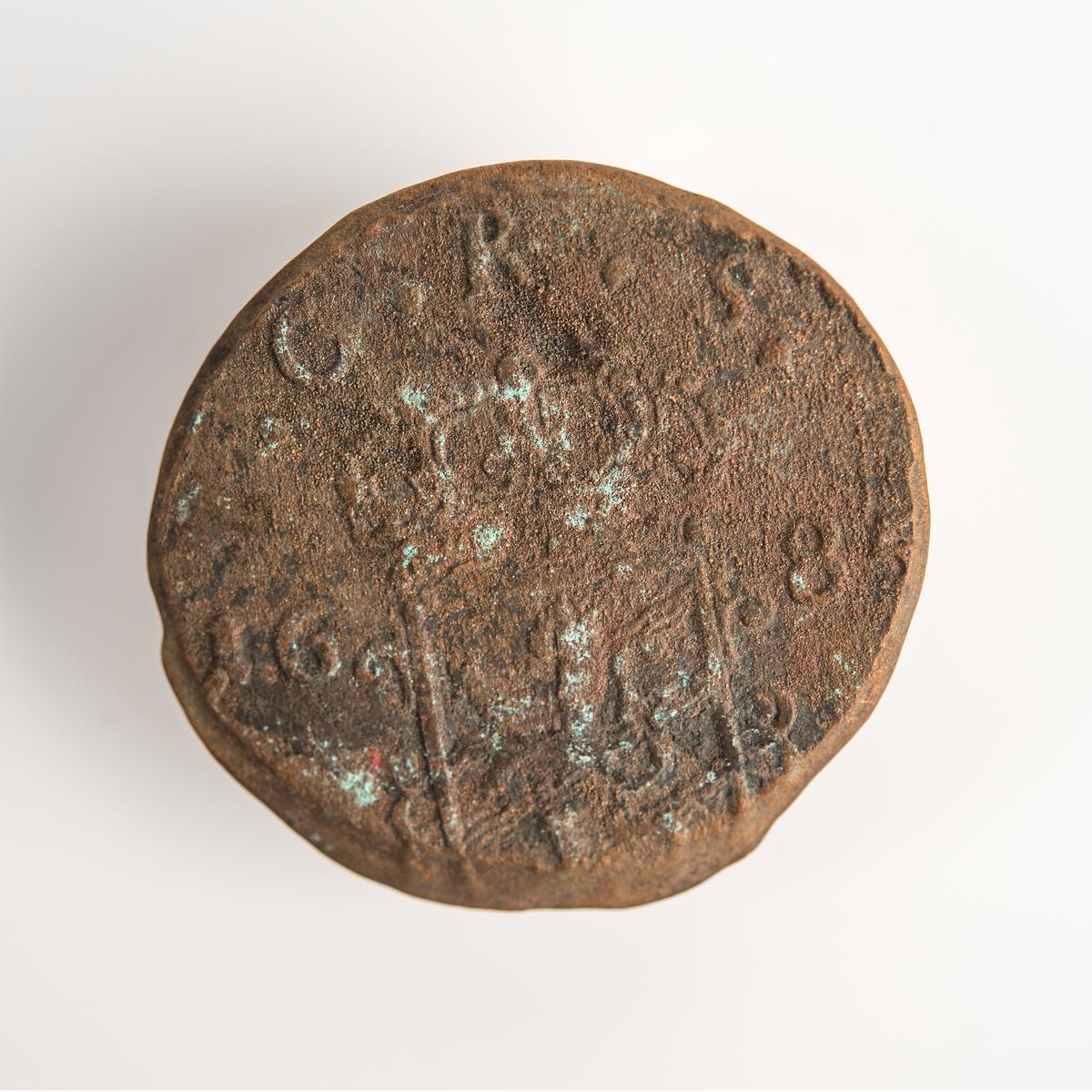 Avesta, 1 öre SM 1685