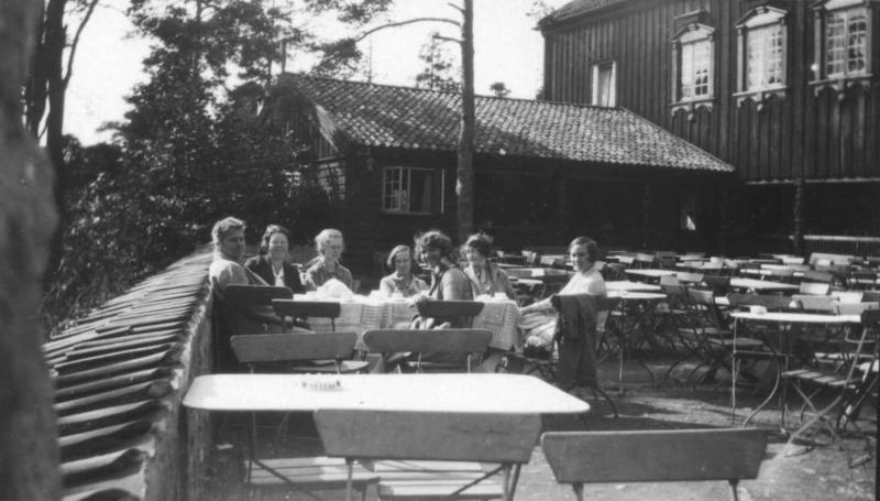 Restauranten 1929 (Foto/Photo)