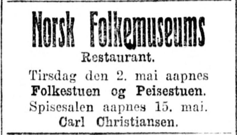 Annonse 1922 (Foto/Photo)
