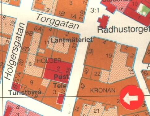 Text i album:  Mamsell Fredrika Adamssons privatskola i gård n:o 67. Upphörde 1892.