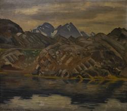 """""""Heimen"""" - Finn Devolds overvintring / Imarsivik Sør-Øst Grø"""