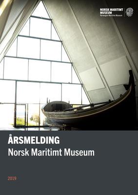 Arsmelding_2019_for_Norsk_Maritimt_Museum.jpg. Foto/Photo
