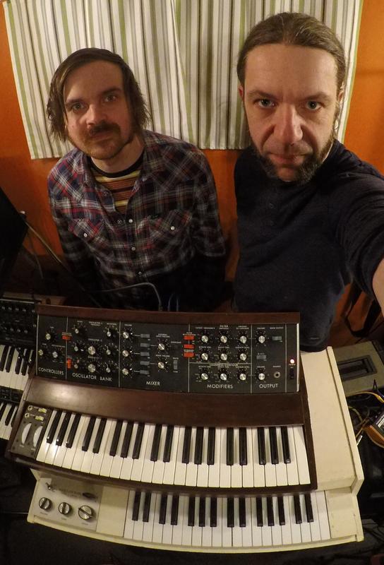 Instrumentkunnskap: Mellotron med Lars Støre Gullichsen og Jan Tore Megård.