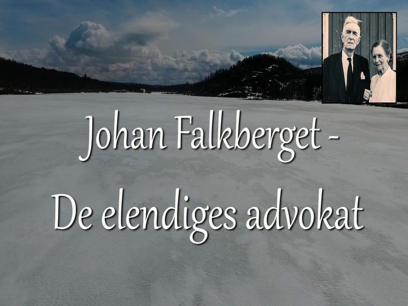 Falkberget De elendiges advokat tittelbilde. Foto/Photo