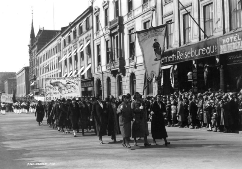 1. mai 1930 (Foto/Photo)