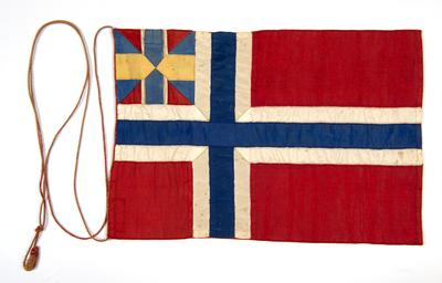Norsk flagg (Foto/Photo)