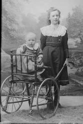 Barn av Granvold, Hønefoss