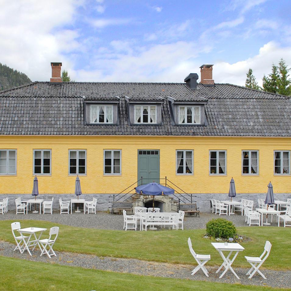 Lysaker gjestgiveri. Foto: Morten Reiten (Foto/Photo)