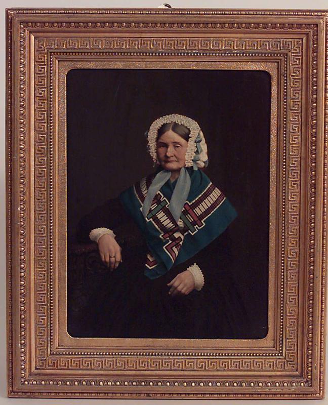 Martinius Steens mor, Annikken Steen var bosatt i Kirkegårdsgangen 3 på Hammersborg. (Foto/Photo)