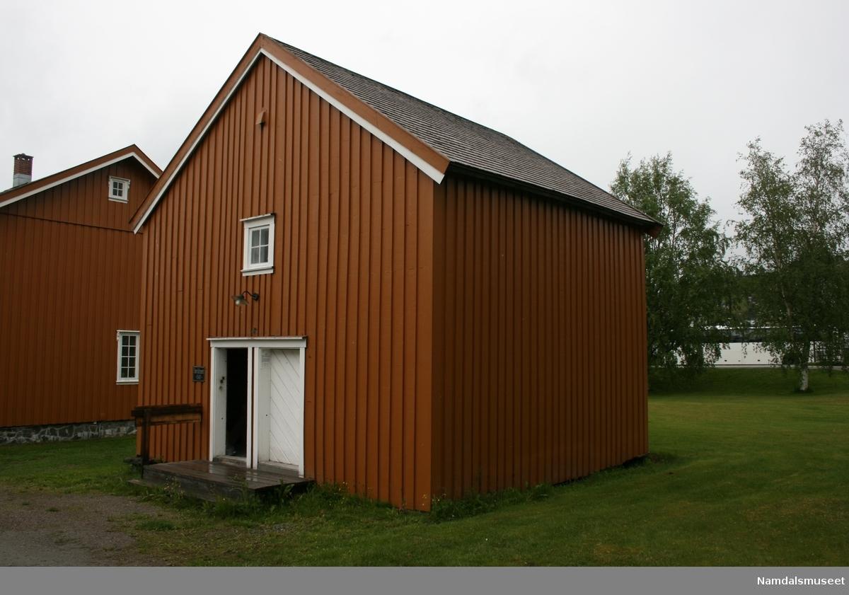 Bygning i to etasjer