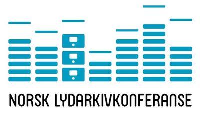 Norsk Lydarkivkonferanses logo. Foto/Photo