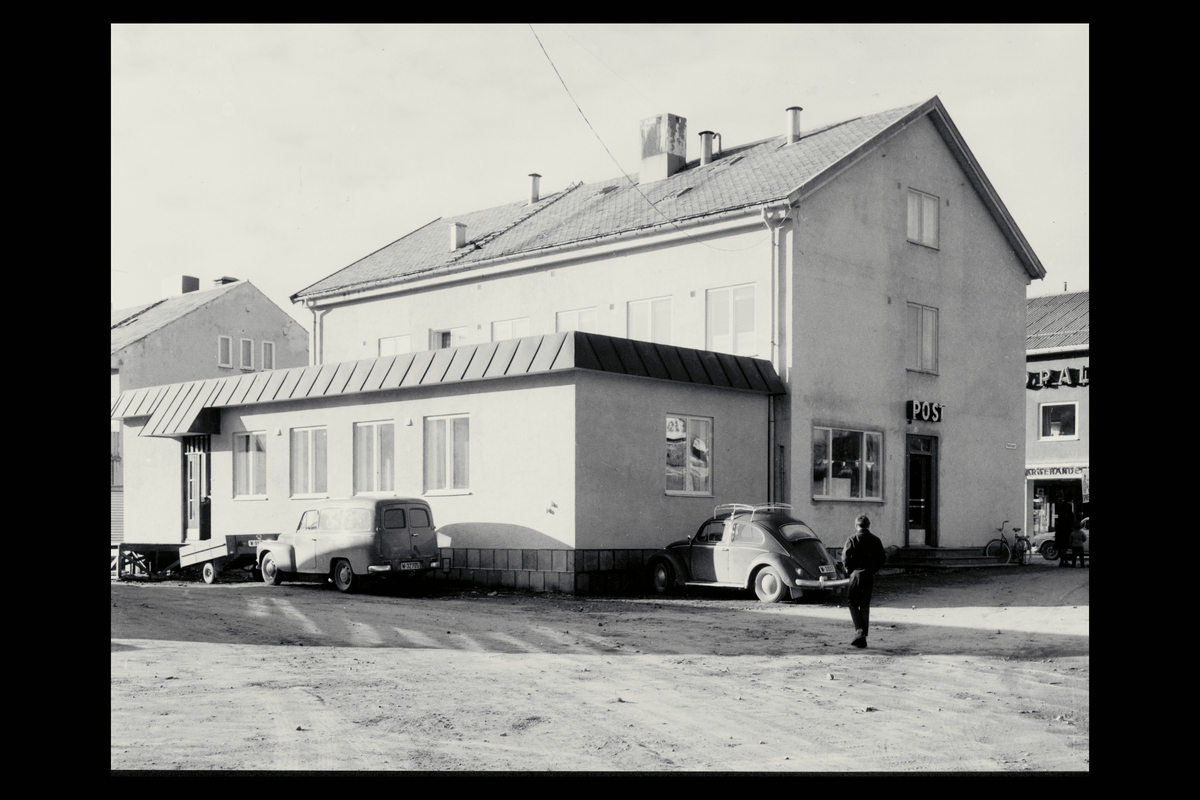eksteriør, postkontor, 8400 Sortland