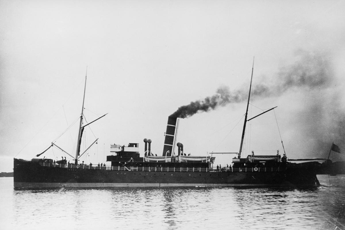 transport båt, Stavanger, eksteriør, D/S Venus