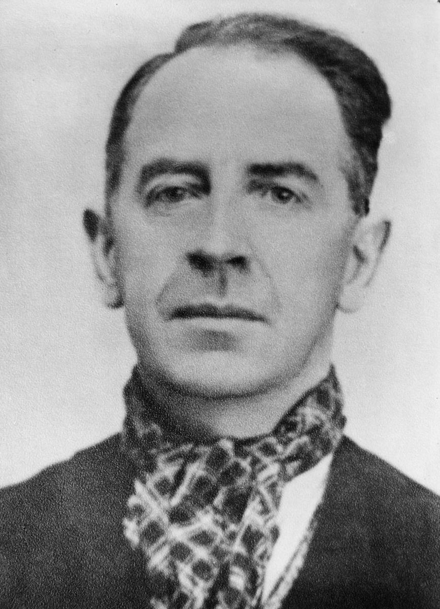 postfullmektig, Abrahamsen Magne Theodor, portrett