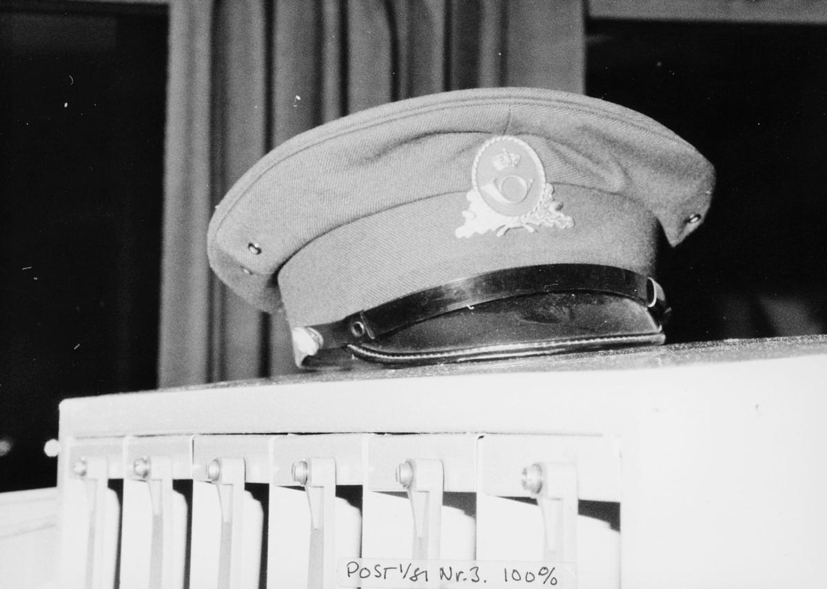 uniform, postlue, Norsk