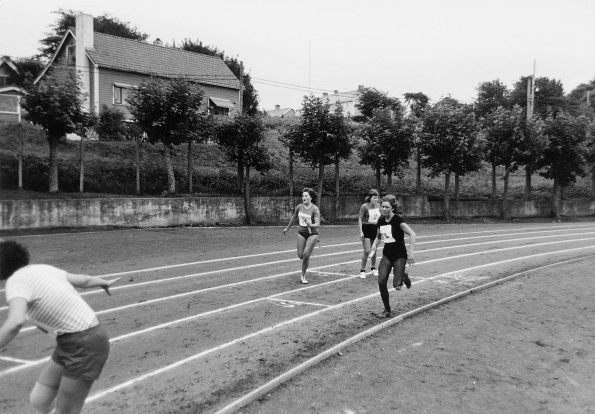 postidrett Haugesund, NM løp, 3 kvinner